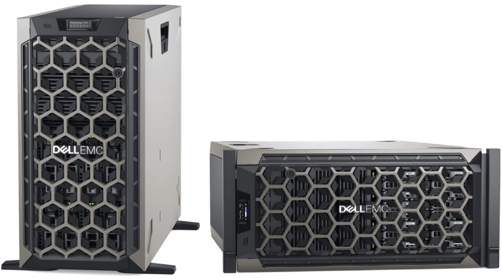 Dell PowerEdge Tower Servers Family