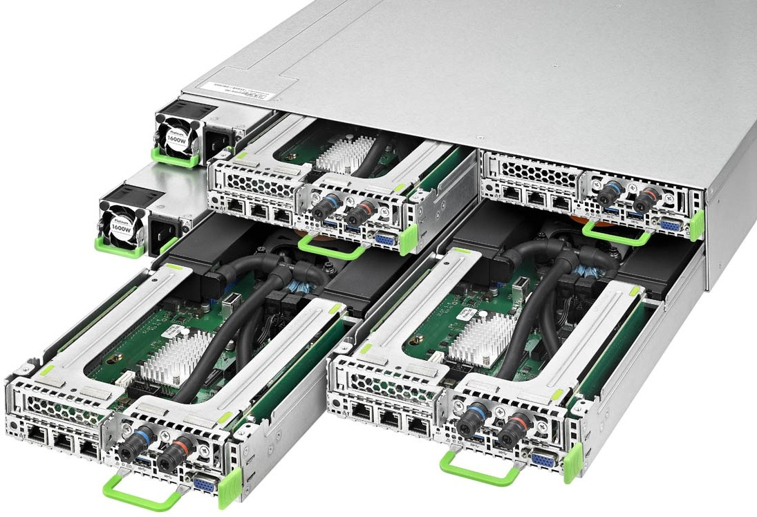 Fujitsu PRIMERGY CX
