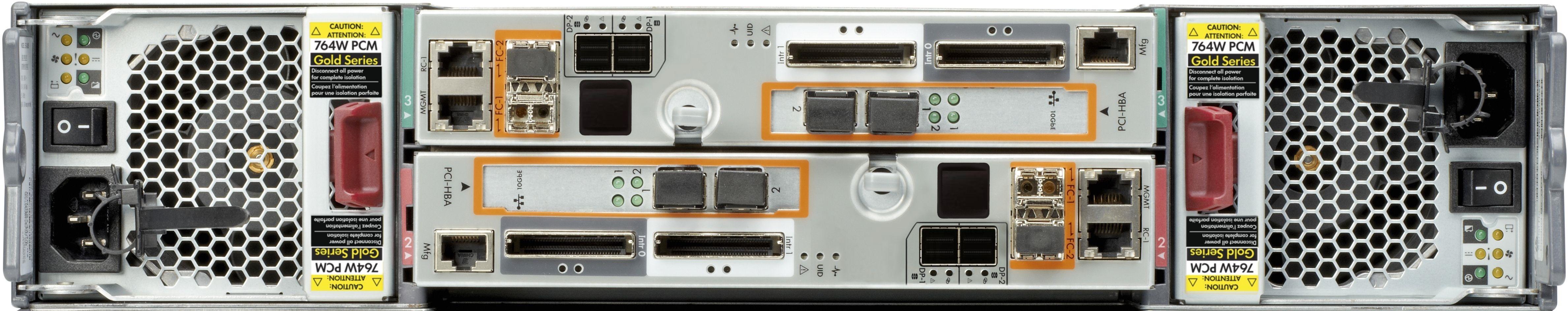 HPE 3PAR StoreServ 8200 Rear