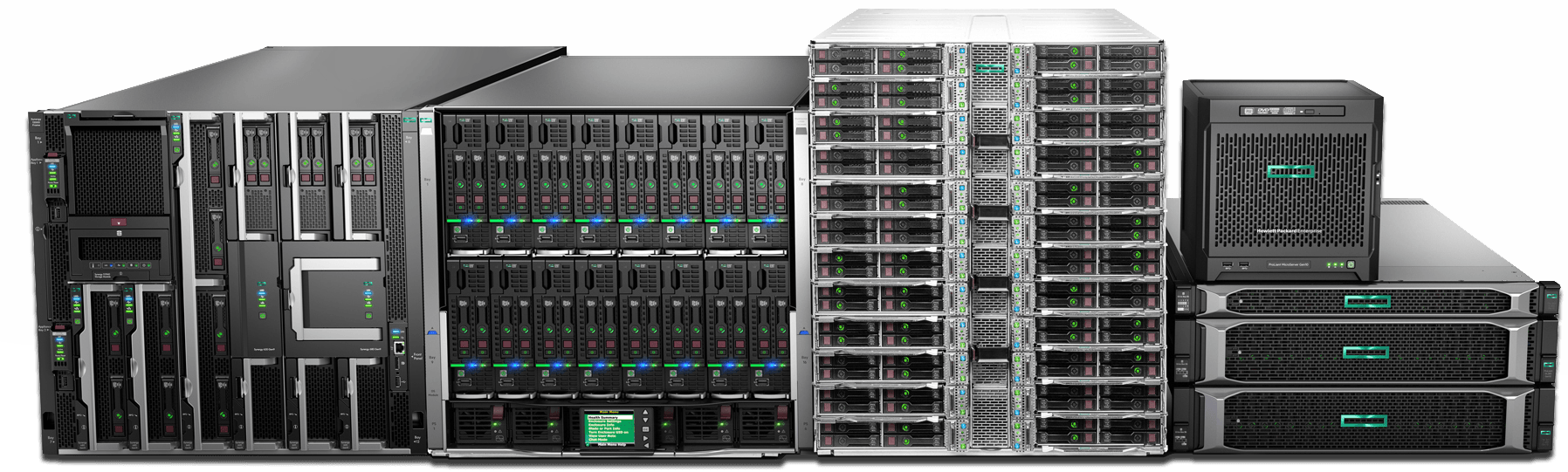 HPE Server Family