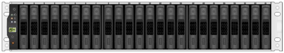 NetApp E2824 Front