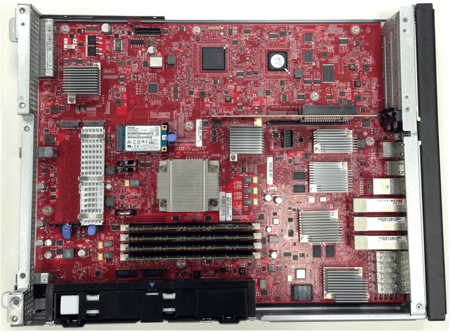 NetApp FAS8200 Motherboard