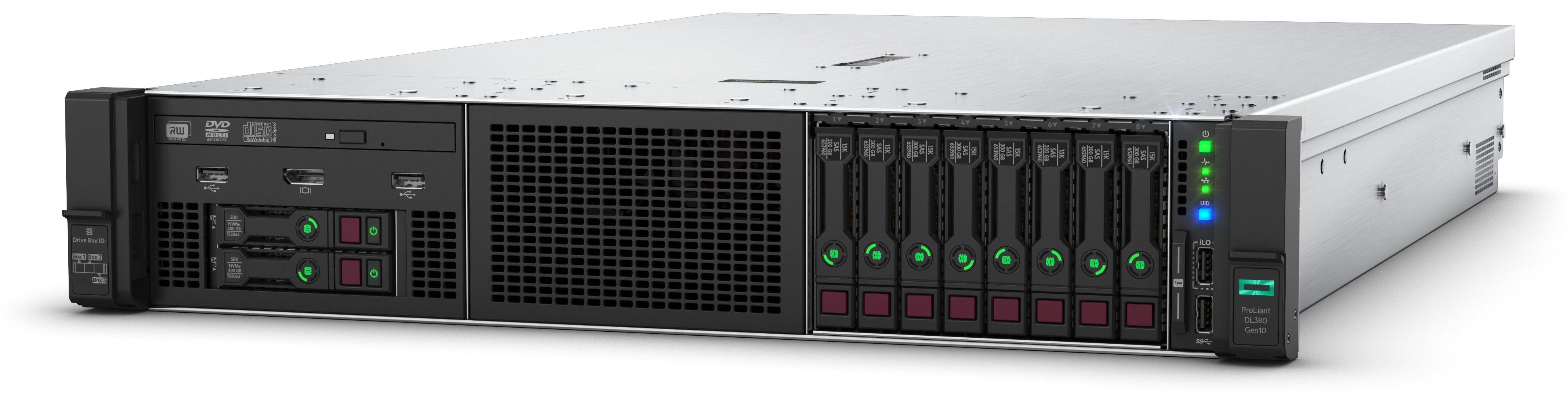 DL380 Gen10 8SFF