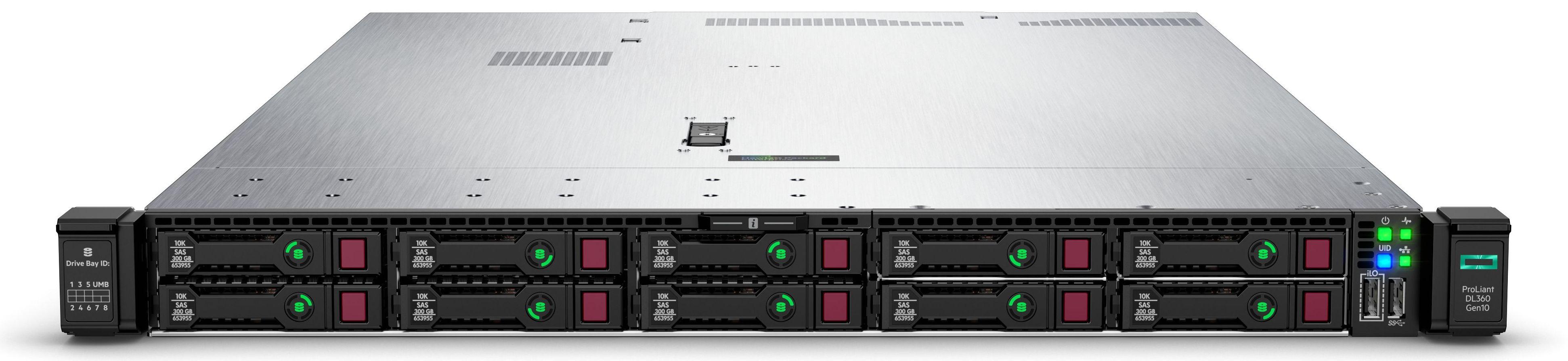 DL360_Gen10_10SFF_Front