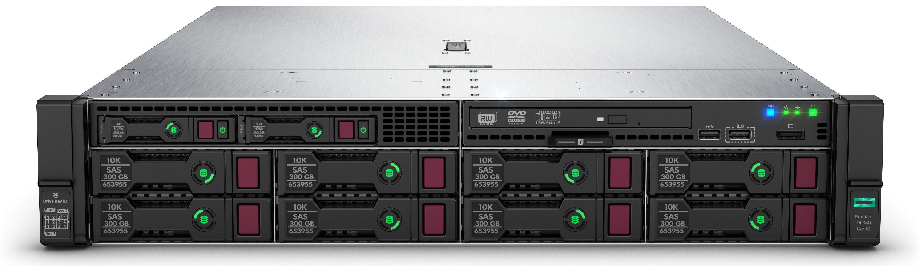 DL380 Gen10 8LFF