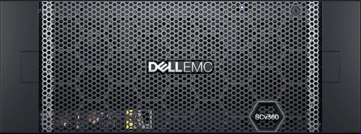 Dell EMC SCv360 Front