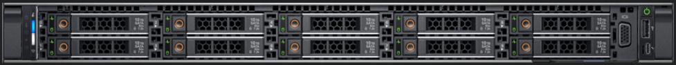 Dell R640 10SFF