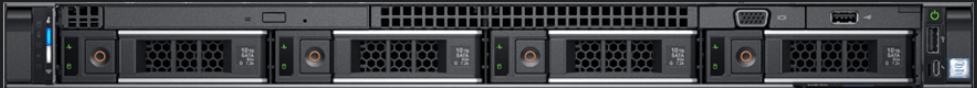 Dell R640 4LFF