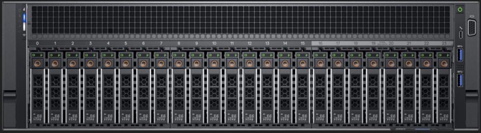 Dell R940 24SFF