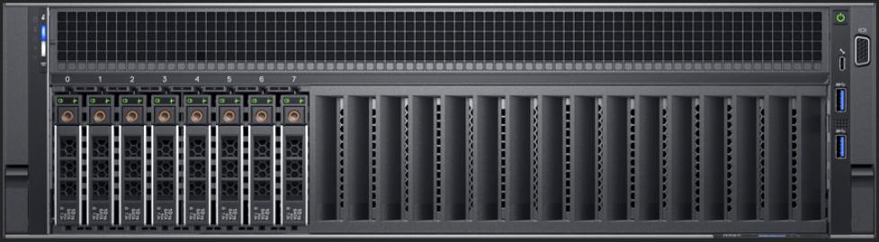 Dell R940 8SFF