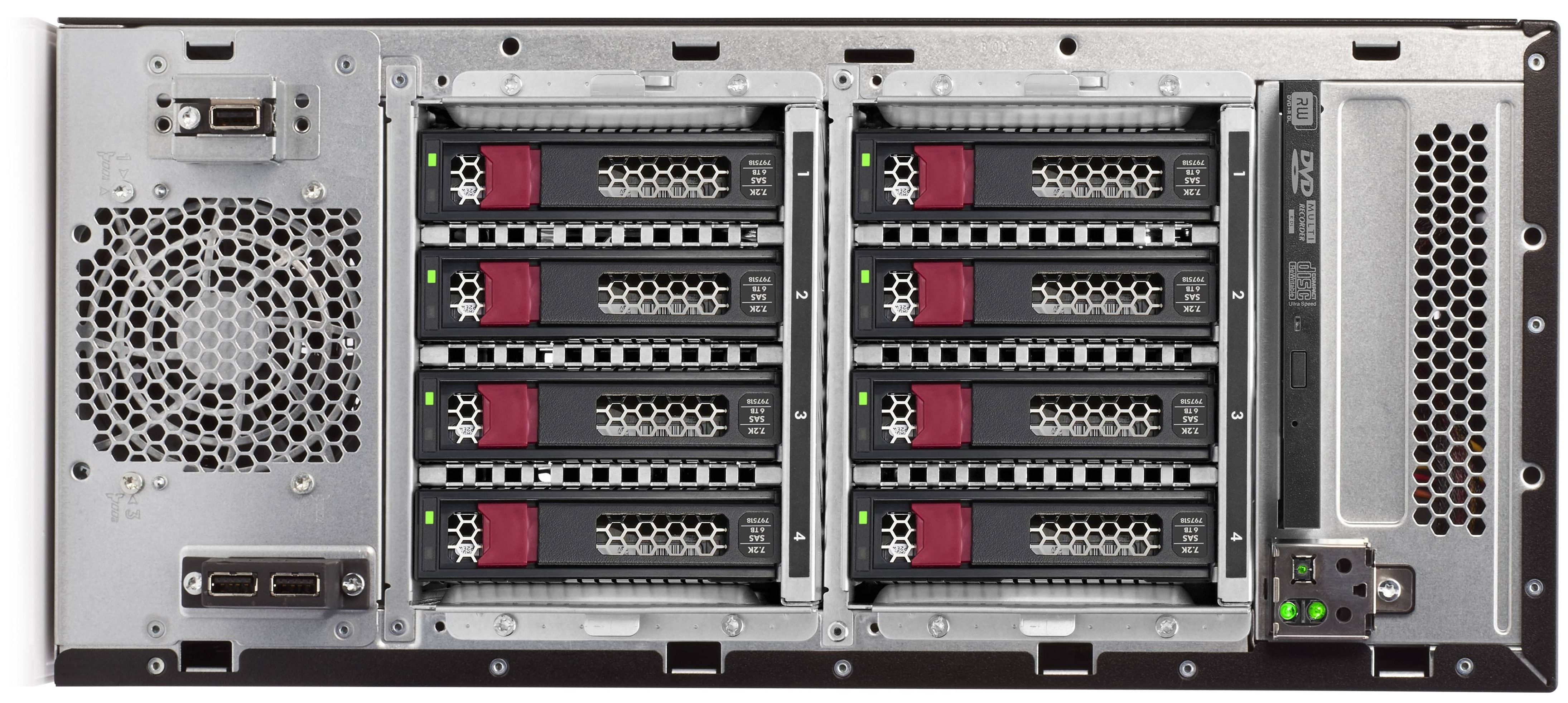 ML110 Gen10 8LFF