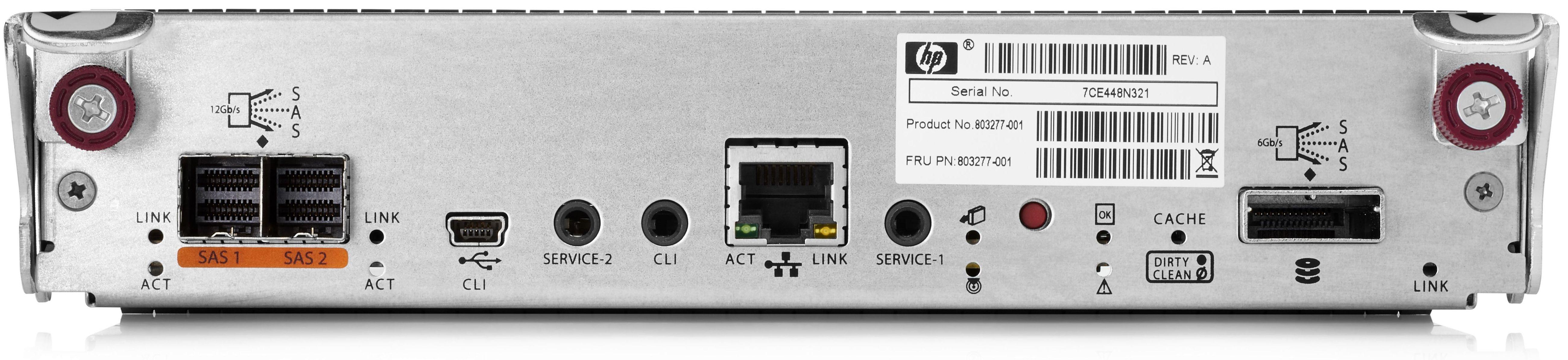 MSA 1050 2port SAS Controller