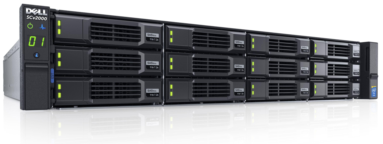 Dell EMC SCv2000