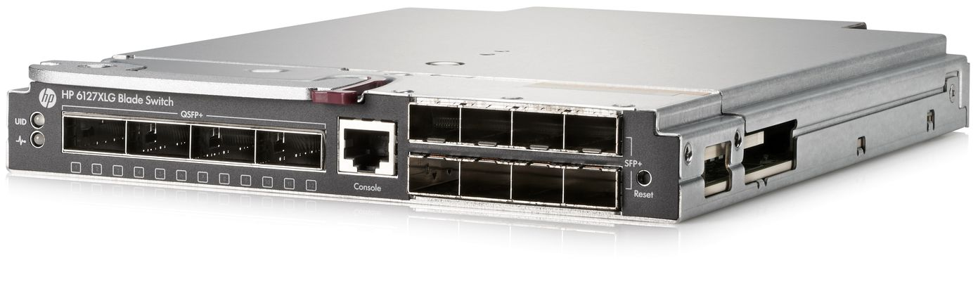 HPE 6127XLG Blade Switch