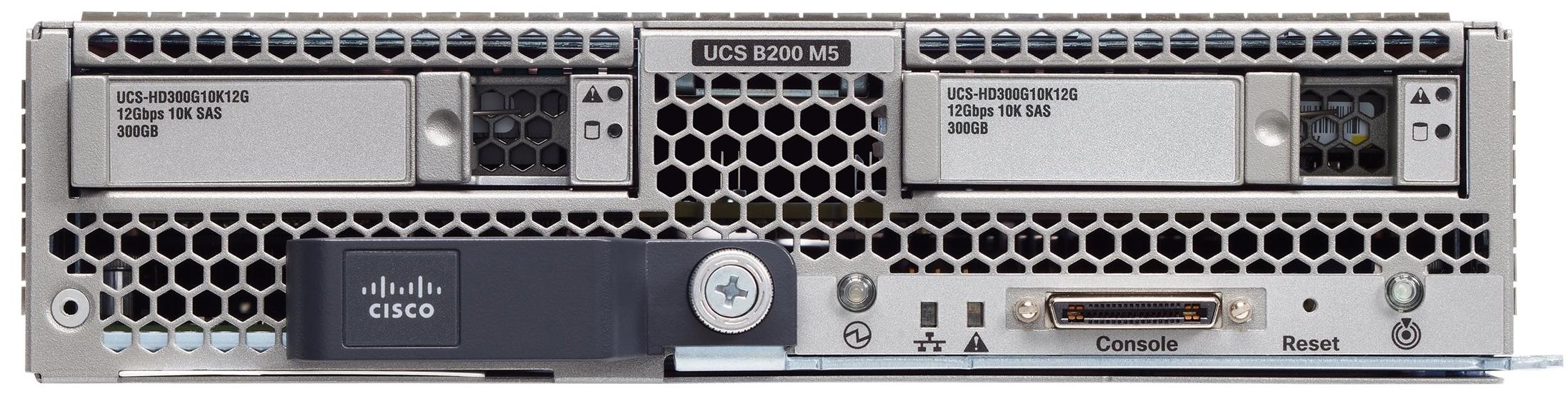 Cisco UCS B200 M5 Front
