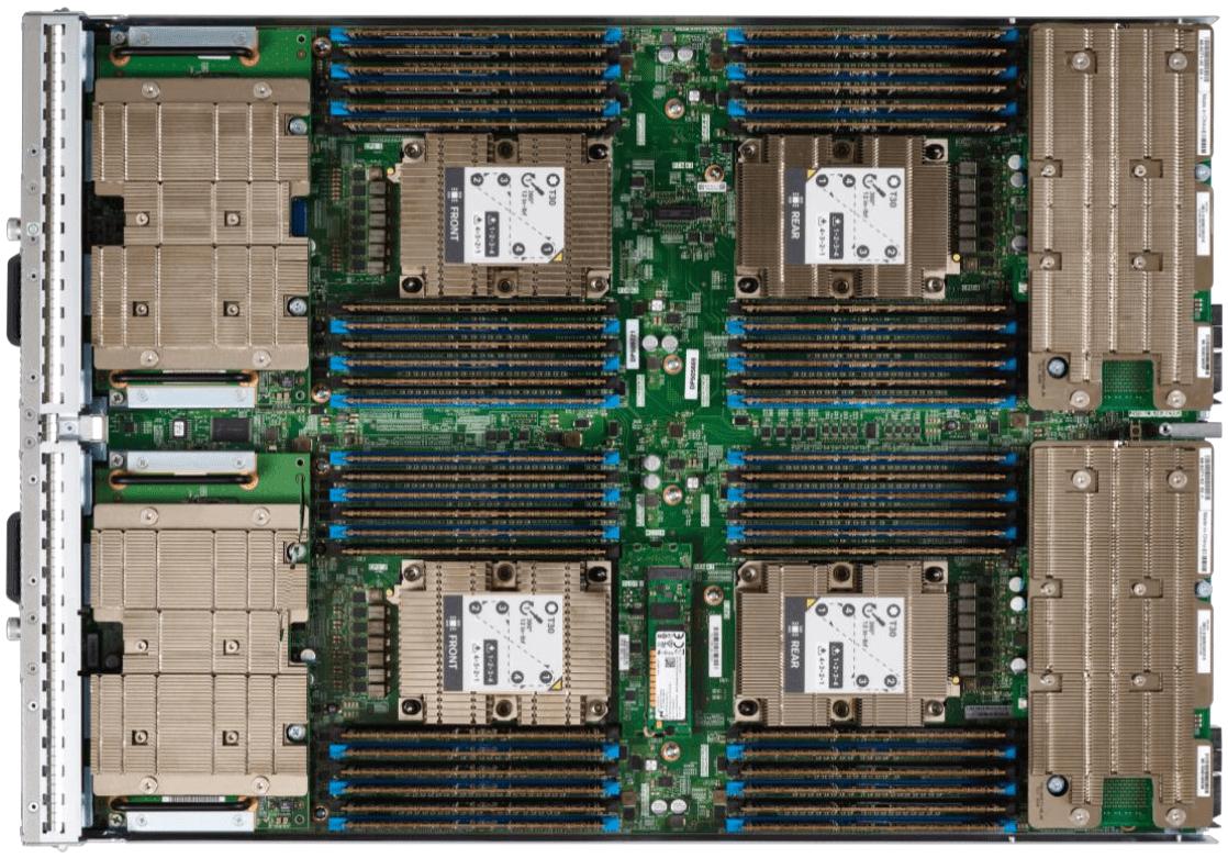 Cisco UCS B480 M5 GPUs