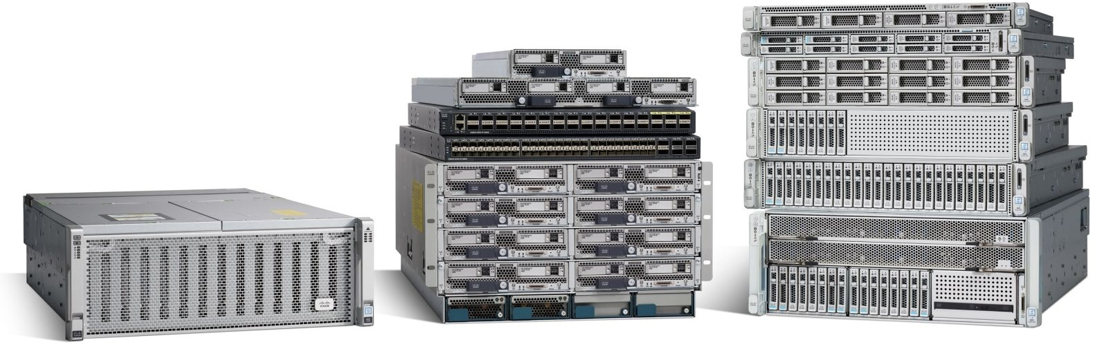 Cisco UCS Family