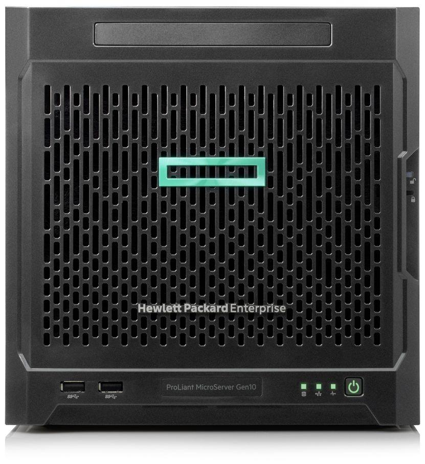 HPE ProLiant MicroServer Gen10 Bezel