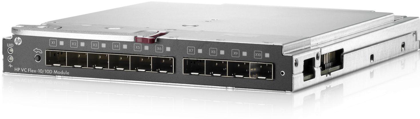 HPE Virtual Connect Flex-10/10D Module