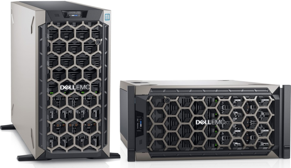 Dell EMC PowerEdge T440 Rack and Tower