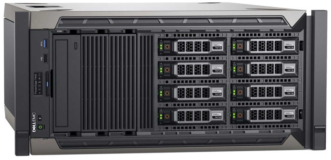 Dell EMC PowerEdge T440 Rack