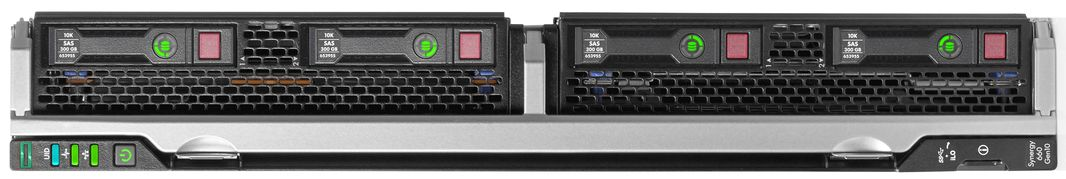 HPE Synergy 660 Gen10 Front