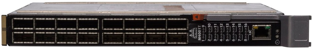 Mellanox M4001T 40Gb Infiniband Switch