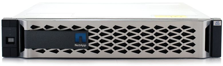 NetApp All Flash FAS A200