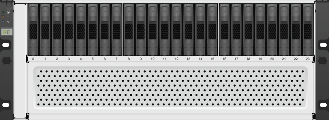 NetApp All Flash FAS (AFF) A700s Front