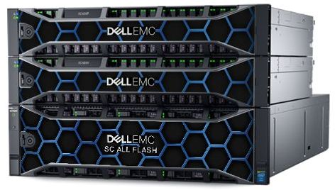 Dell EMC SC7020F AFA