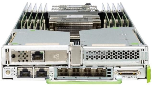 FUJITSU PRIMERGY Server CX2550 M4 Front