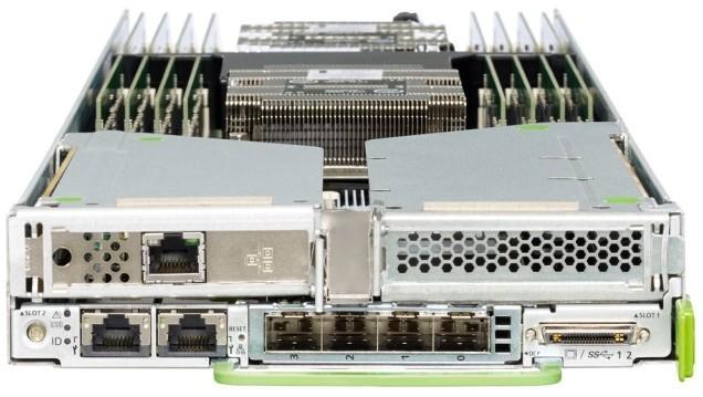 FUJITSU PRIMERGY Server CX2560 M4 Front
