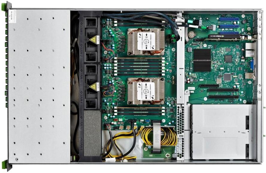 FUJITSU PRIMERGY Server RX2520 M4 Top