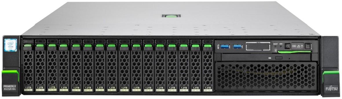 FUJITSU PRIMERGY Server RX2520 M4