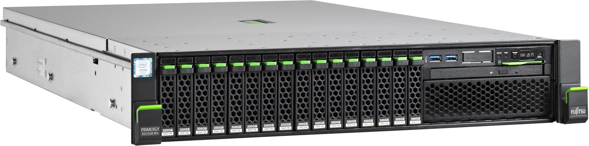 FUJITSU PRIMERGY Server RX2540 M4 16SFF
