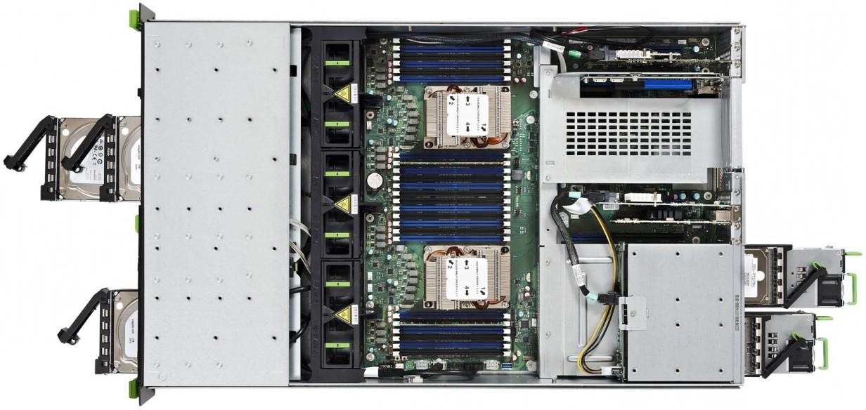 FUJITSU PRIMERGY Server RX2540 M4 Top