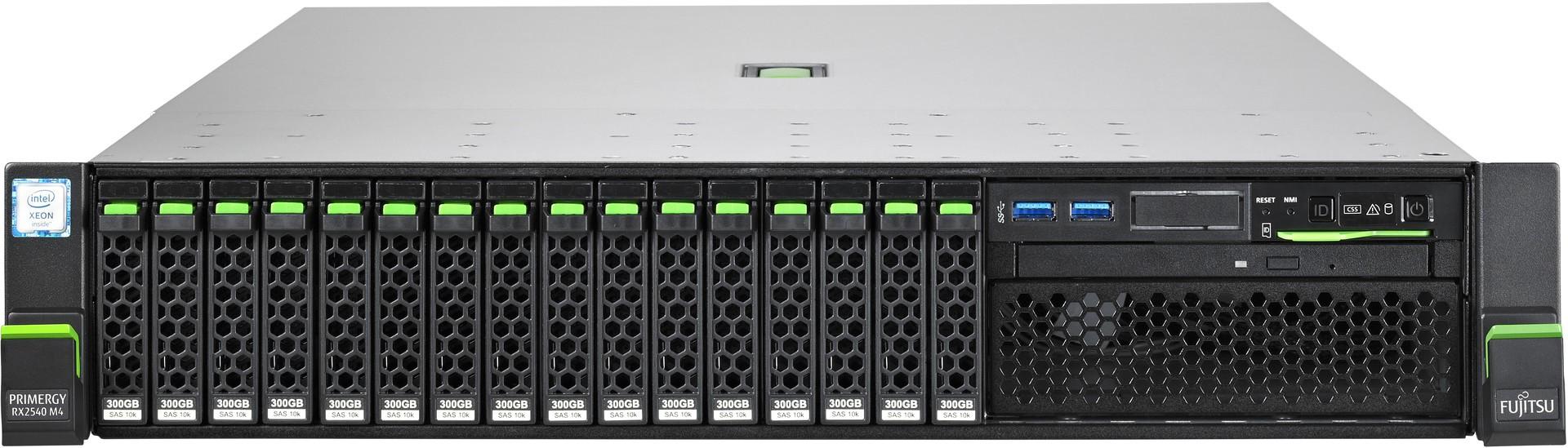 FUJITSU PRIMERGY Server RX2540 M4
