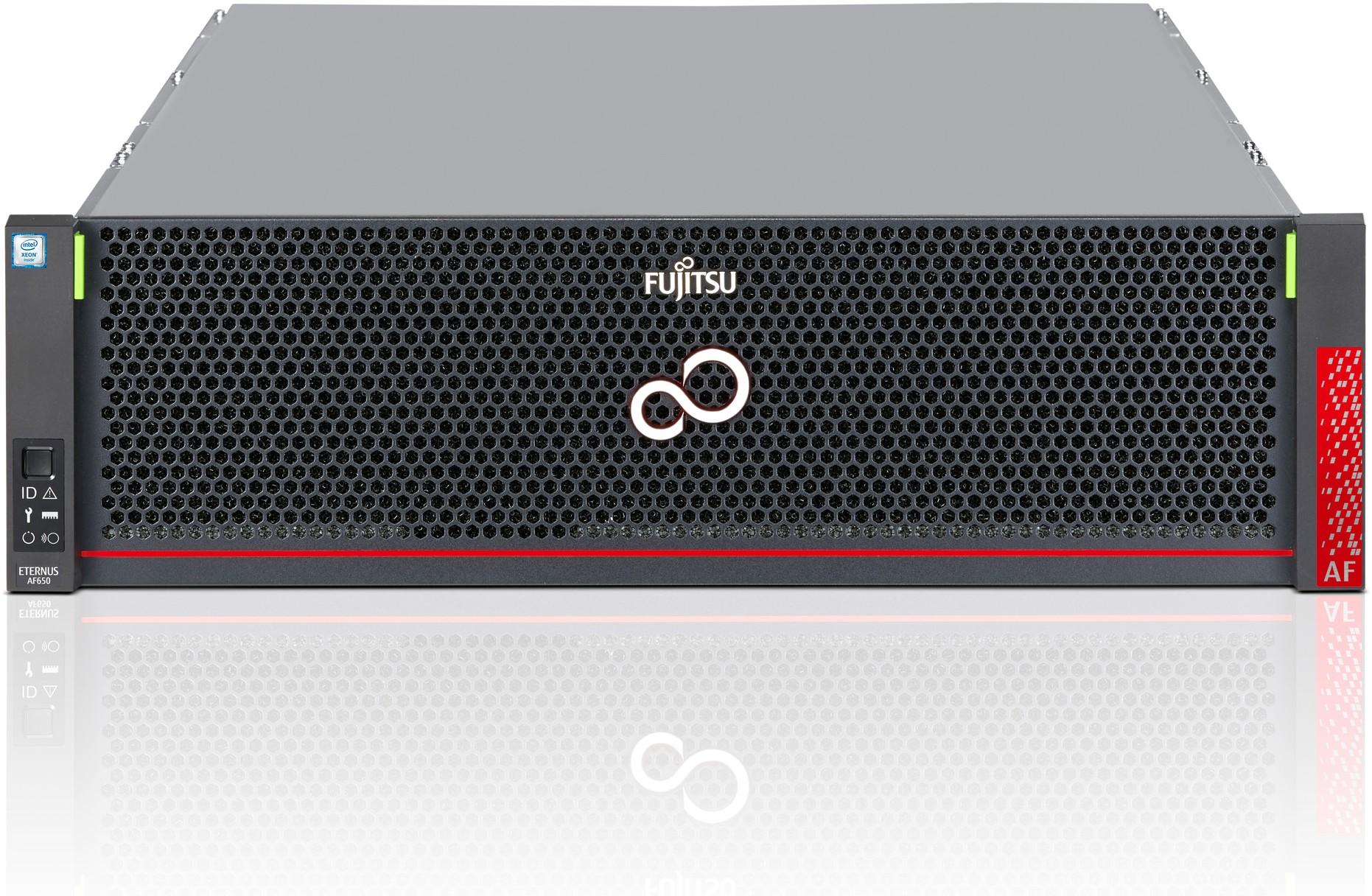Fujitsu ETERNUS AF650 S2 Front