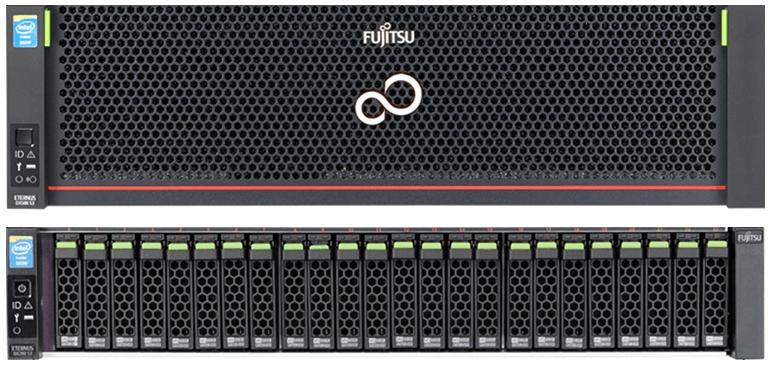 Fujitsu ETERNUS DX DE