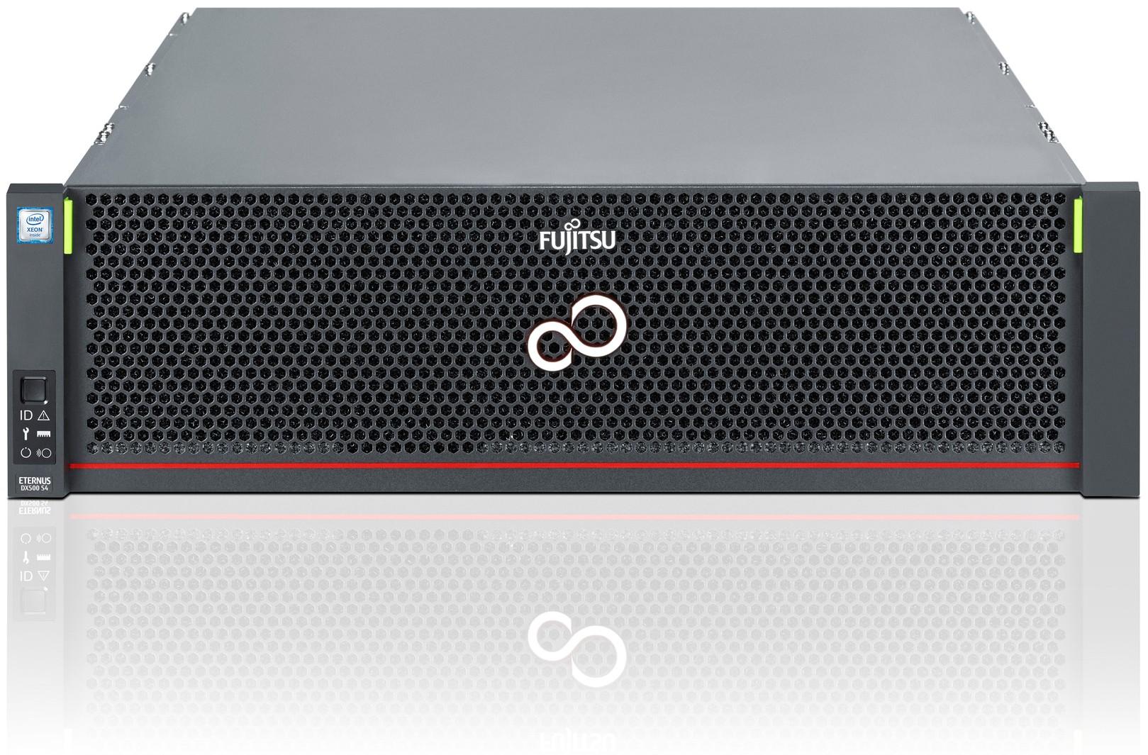 Fujitsu ETERNUS DX600 S4 Front