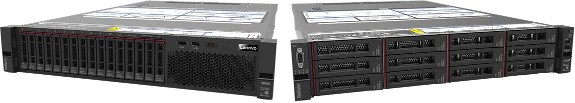 Lenovo ThinkSystem SR550 HDD