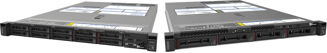 Lenovo ThinkSystem SR630 HDD