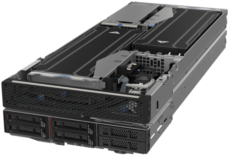 Lenovo ThinkSystem SD530 Compute Node GPU