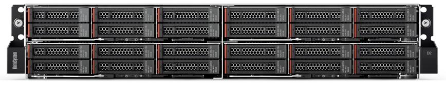 Lenovo ThinkSystem SD530 Front