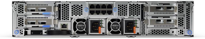 Lenovo ThinkSystem SD530 Rear