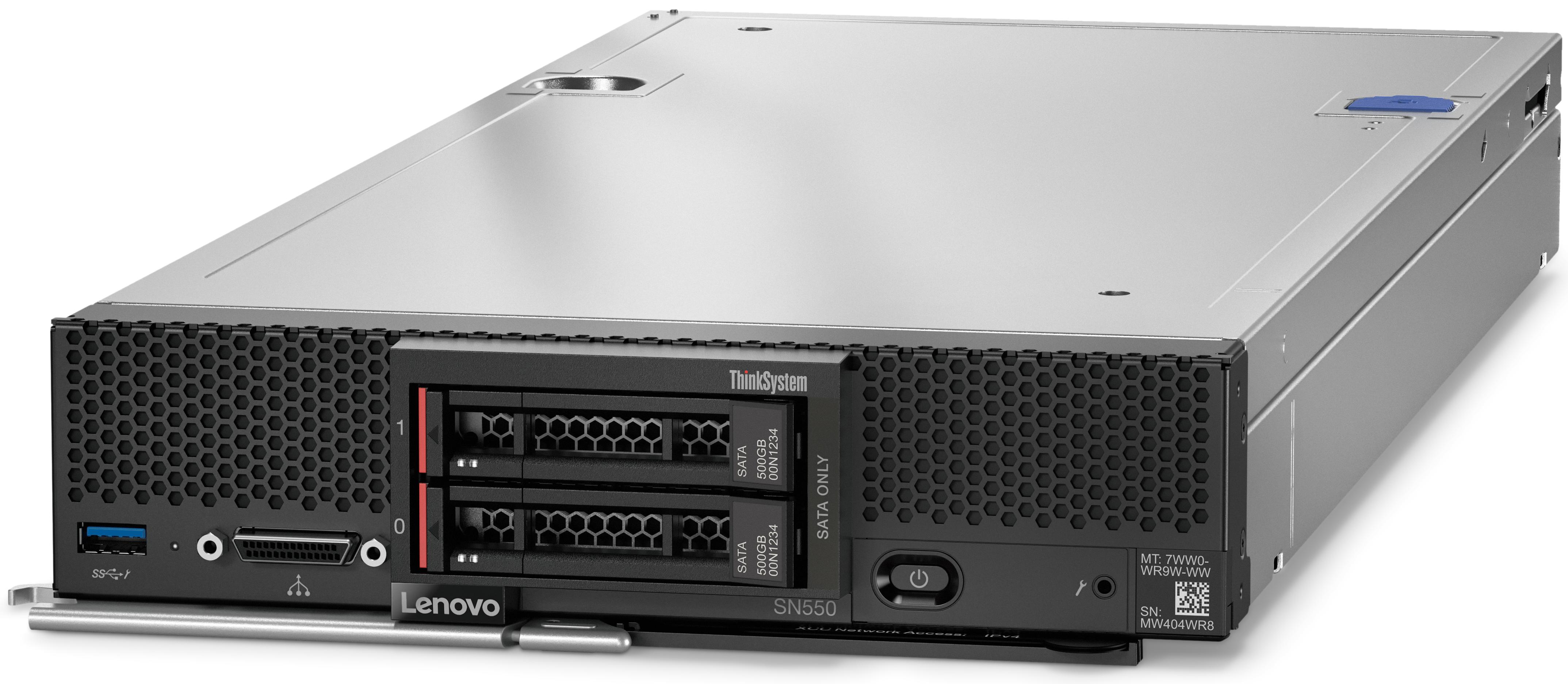 Lenovo ThinkSystem SN550