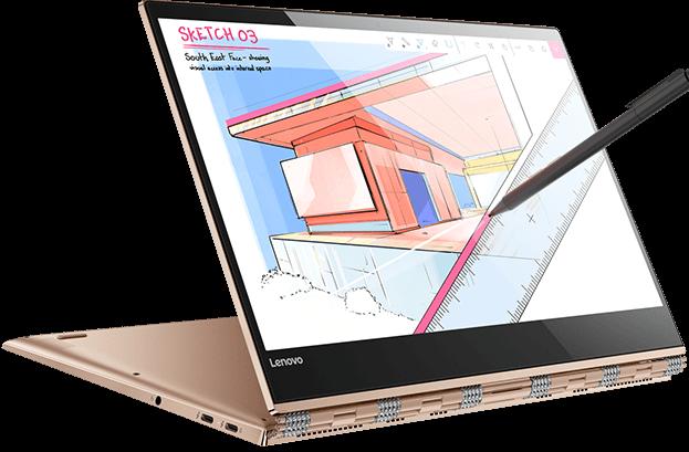 Ноутбук Lenovo Yoga920 13-1