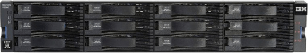 IBM FlashSystem V9000 Expansion enclosure model 12F