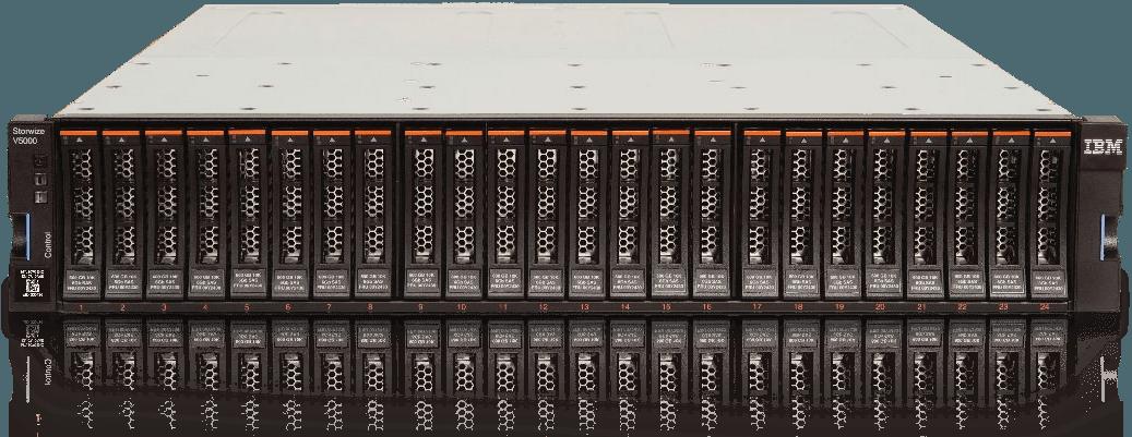 IBM Storwize V5020