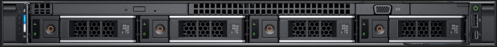 Dell EMC PowerEdge R6415 4LFF